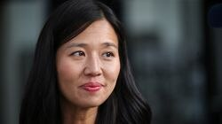 Michelle Wu, a city councilor at-large and candidate for Boston's mayor, announced a new endorsement Saturday.