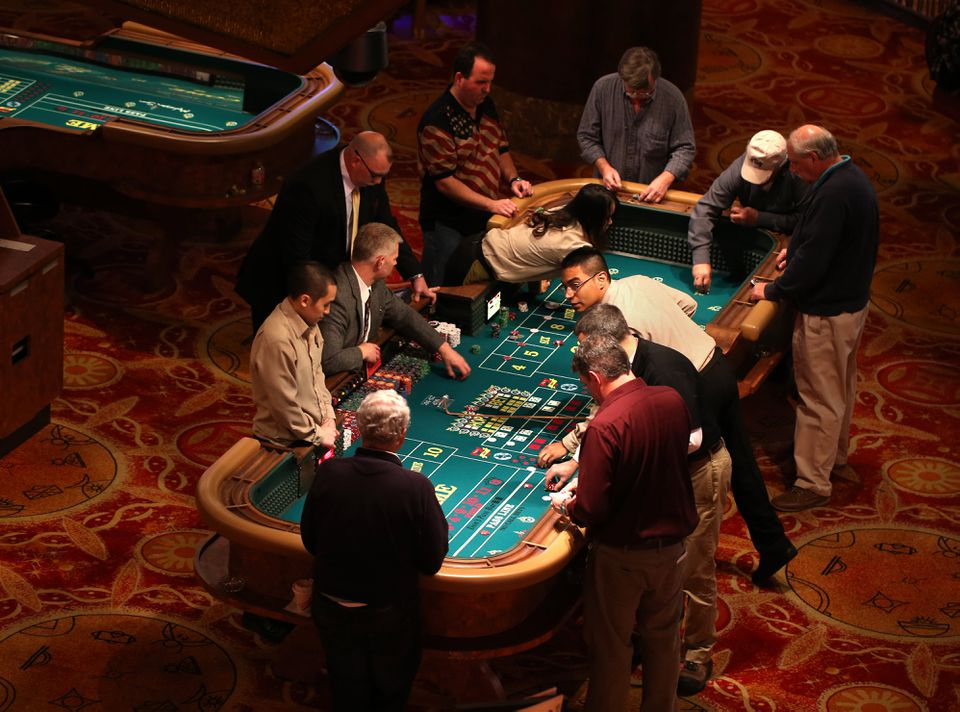 A referendum to repeal the state's casino law will appear on the ballot in November.