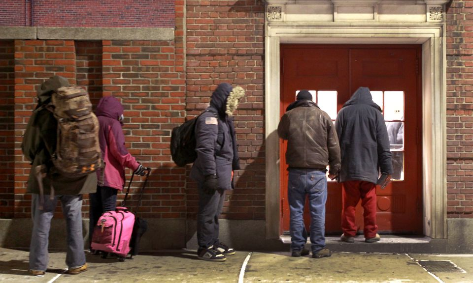 More than 20,000 people are homeless across Massachusetts, according to a report. That's the most since 2003.
