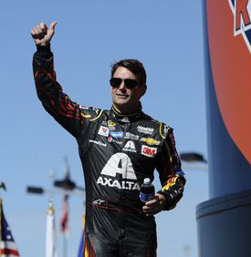 Jeff Gordon has won three times at New Hampshire Motor Speedway.