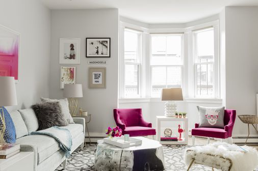 Home design inspiration: Going glam, with a Gwen Stefani edge