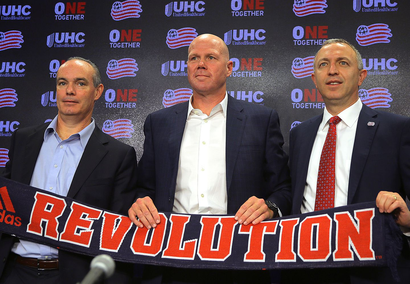 The Revolution continued their shakeup by ousting GM Michael Burns