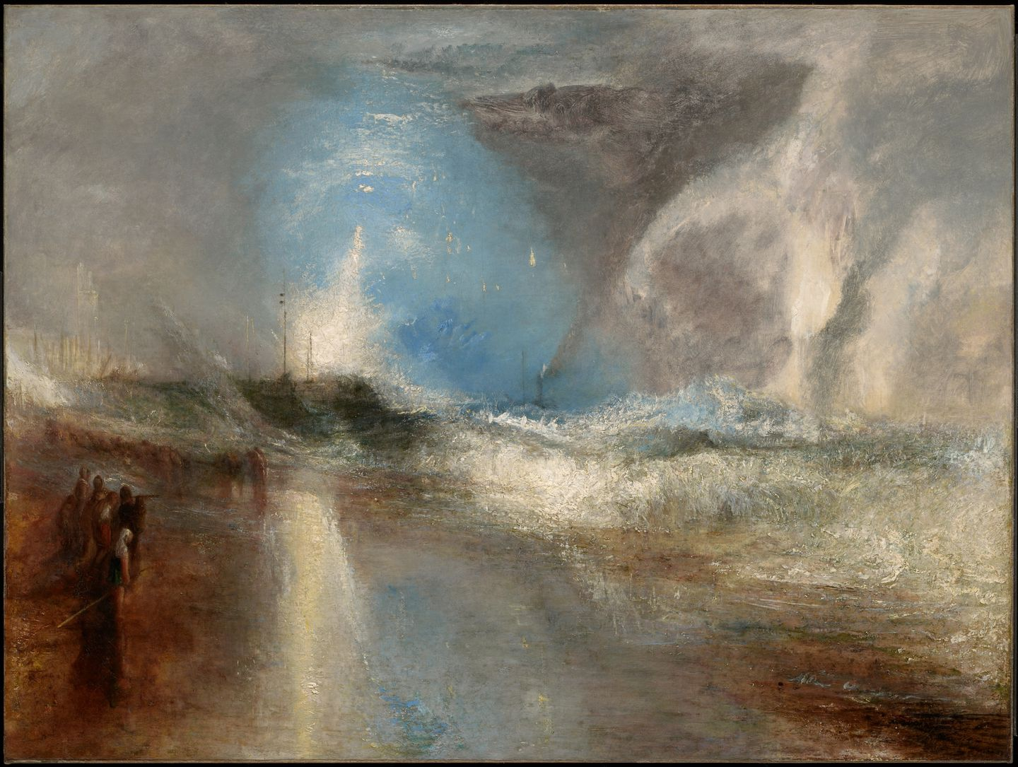 Rivalry And Revelations From Turner And Constable The
