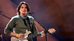 """According to Variety, John Mayer (pictured at a Grammy Awards rehearsal in March) is nearing a deal with Paramount+ to host a talk and music series modeled after the BBC's """"Later … With Jools Holland."""""""