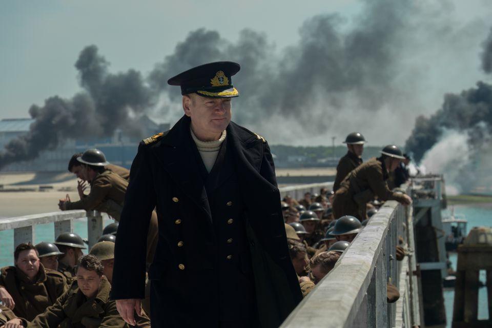 """Kenneth Branagh in """"Dunkirk."""""""