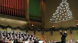 The Holiday Pops returns to Symphony Hall this December, following last year's virtual performances.