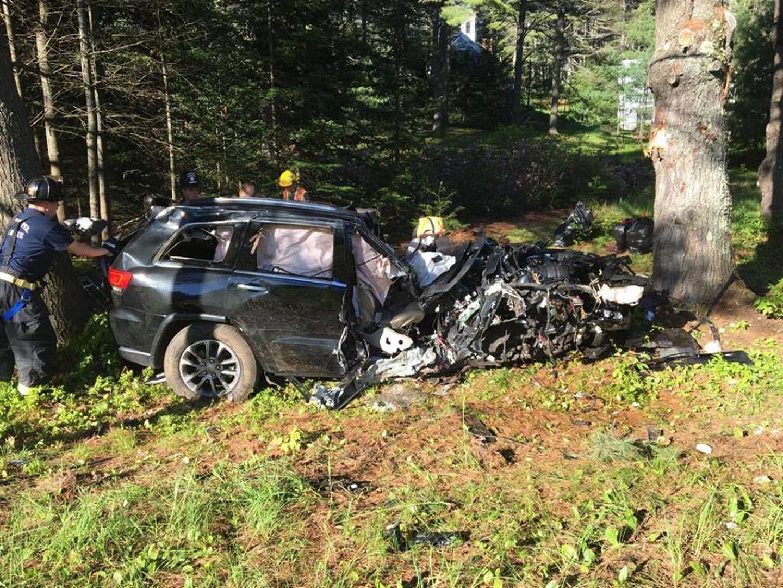 Eighteen Year Old Wakefield Woman Killed In Ossipee N H Crash The Boston Globe