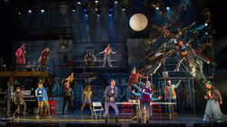 """The 25th-anniversary farewell tour of """"Rent"""" comes to the Shubert Theatre this week."""