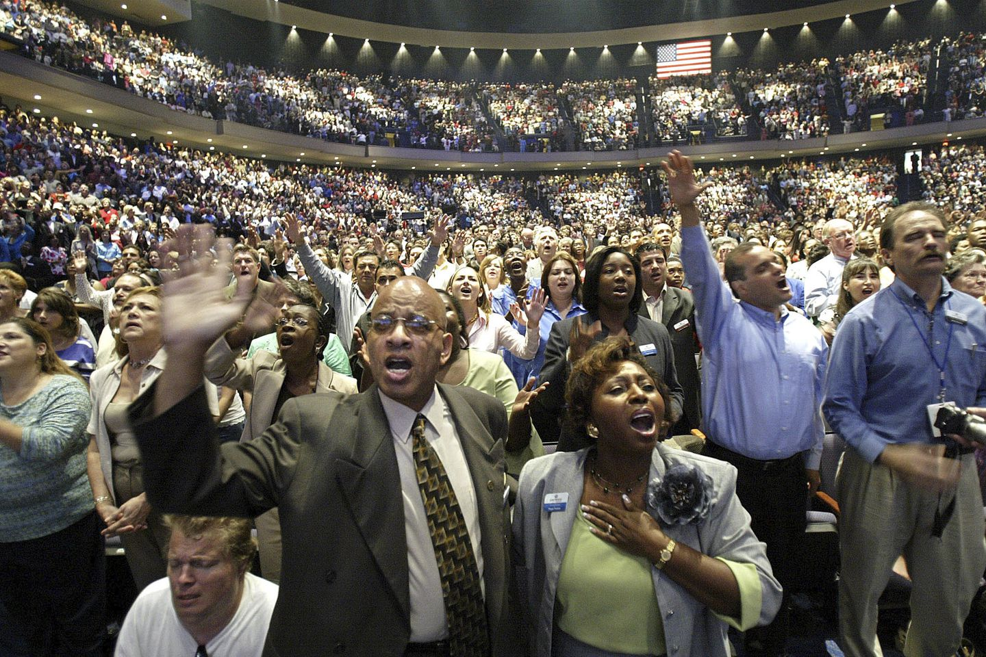 Image result for joel osteen church