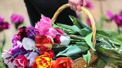 With an uptick in walk-in customers and orders for Mother's Day, flower shops in Rhode Island are seeing a boost to their businesses, which were hard hit during the pandemic.