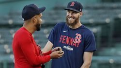It will be all business for Chris Sale (right) when he takes the mound Wednesday for Game 5 of the ALCS.