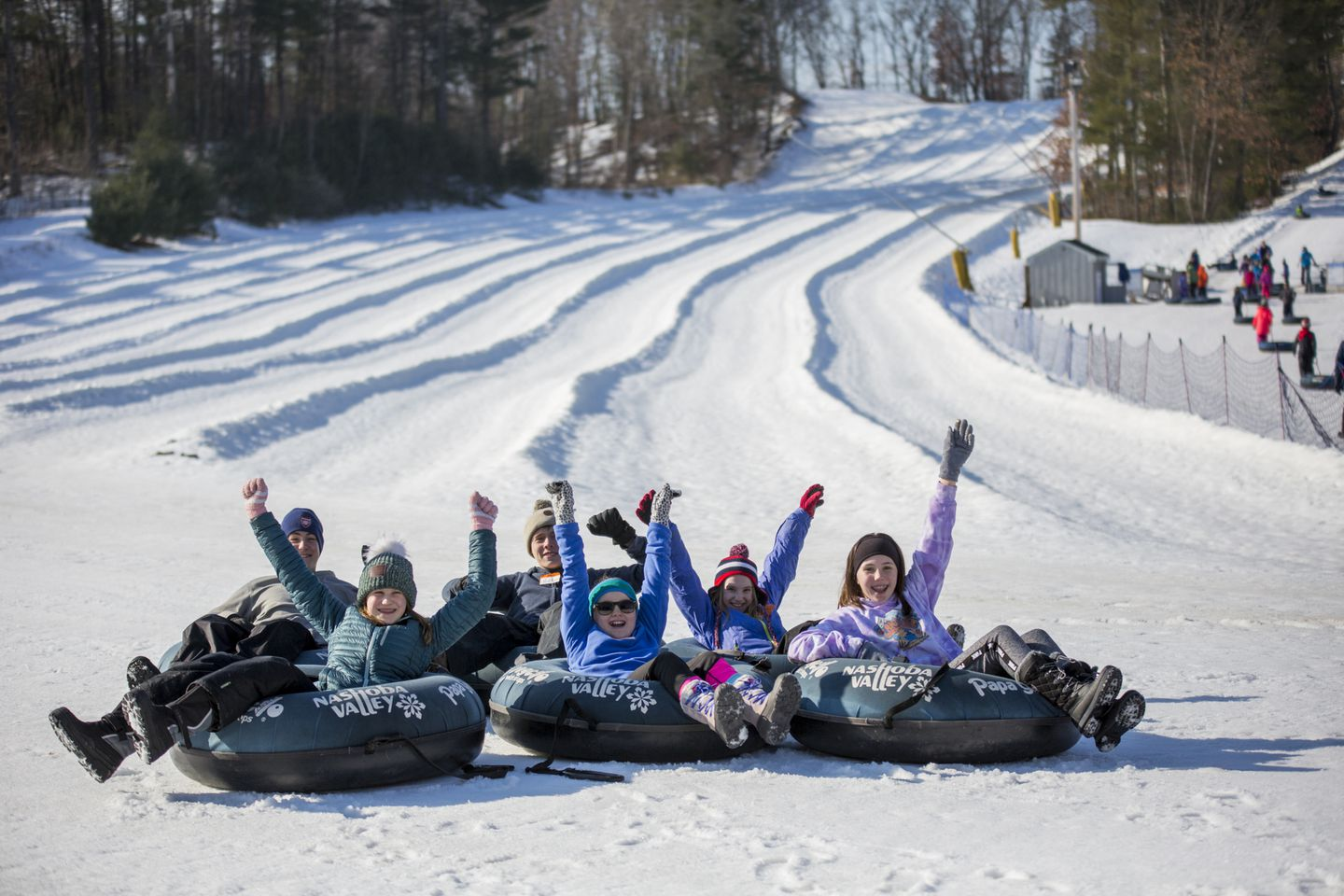 Coming Kids Snow Kast.Take Your Sledding To The Next Level The Boston Globe