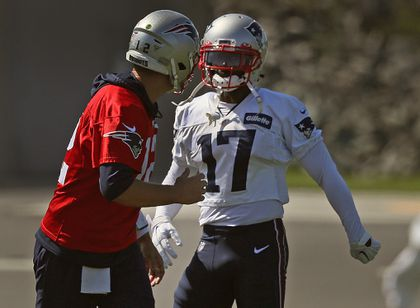 reputable site 695bb 75718 Tom Brady responds to speculation that he was against ...