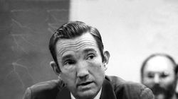 Former US Attorney General Ramsey Clark in 1974.