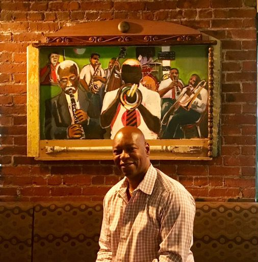 Darryl Settles Enjoys Serving Up Music And Southern Food