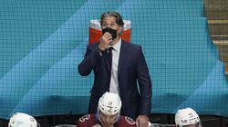 Jared Bednar's Avalanche faced elimination in Thursday night's Game 6 against the Vegas Golden Knights.