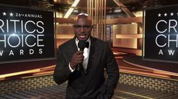 Taye Diggs hosted the 26th Annual Critics Choice Awards in March.