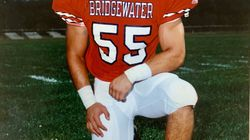 Mark Goldman, a football player at Norwell High and Bridgewater State, still holds BSU single season and career records for quarterback sacks 30 years after his final college game.