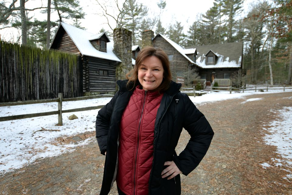 Deb Samuels is leaving Crossroads, the Duxbury nonprofit that runs residential camps for inner-city kids, after many years as president.