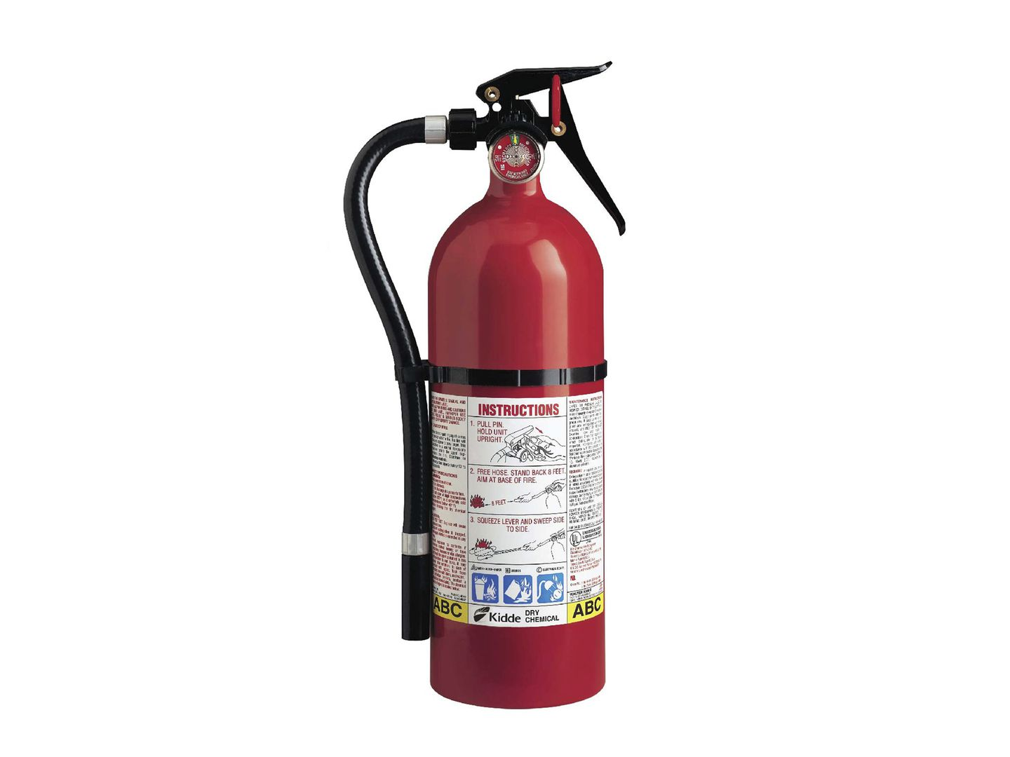 Here S The Full List Of 142 Fire Extinguisher Models