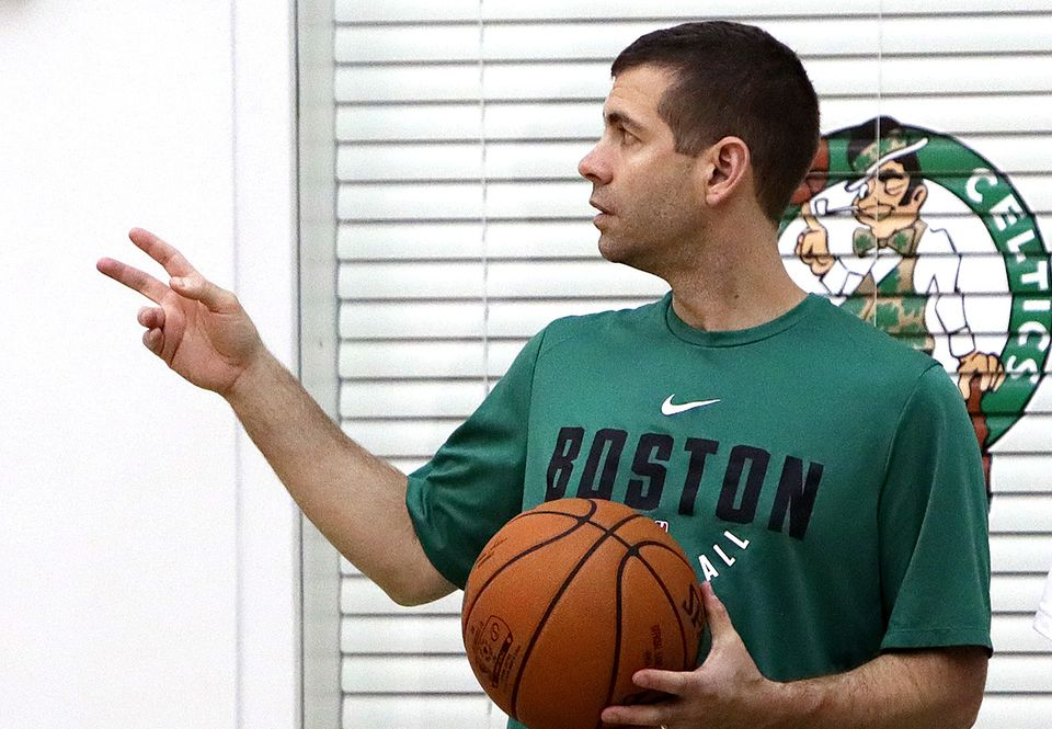 Brad Stevens has his plan for training camp all mapped out.