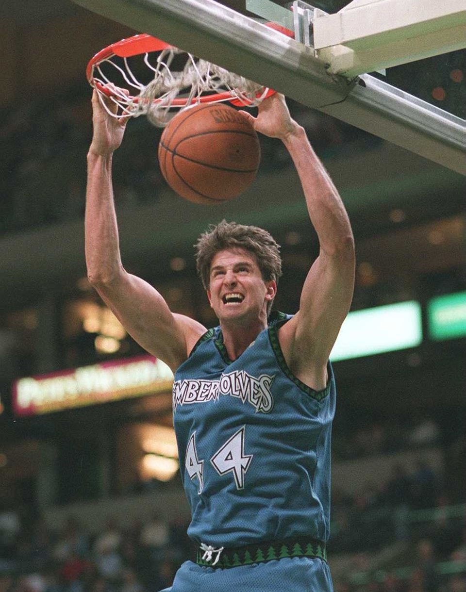 Cherokee Parks spent nine seasons in the NBA.