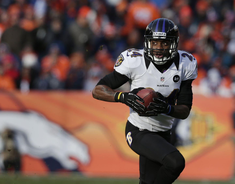 Ex-UNH star Corey Graham impacting Ravens - The Boston Globe