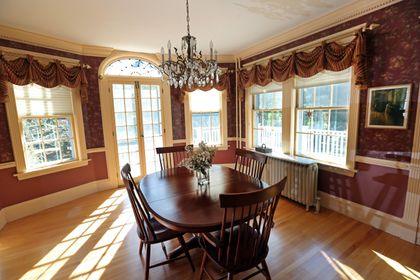 Gracefully updated Dutch Colonial - The Boston Globe