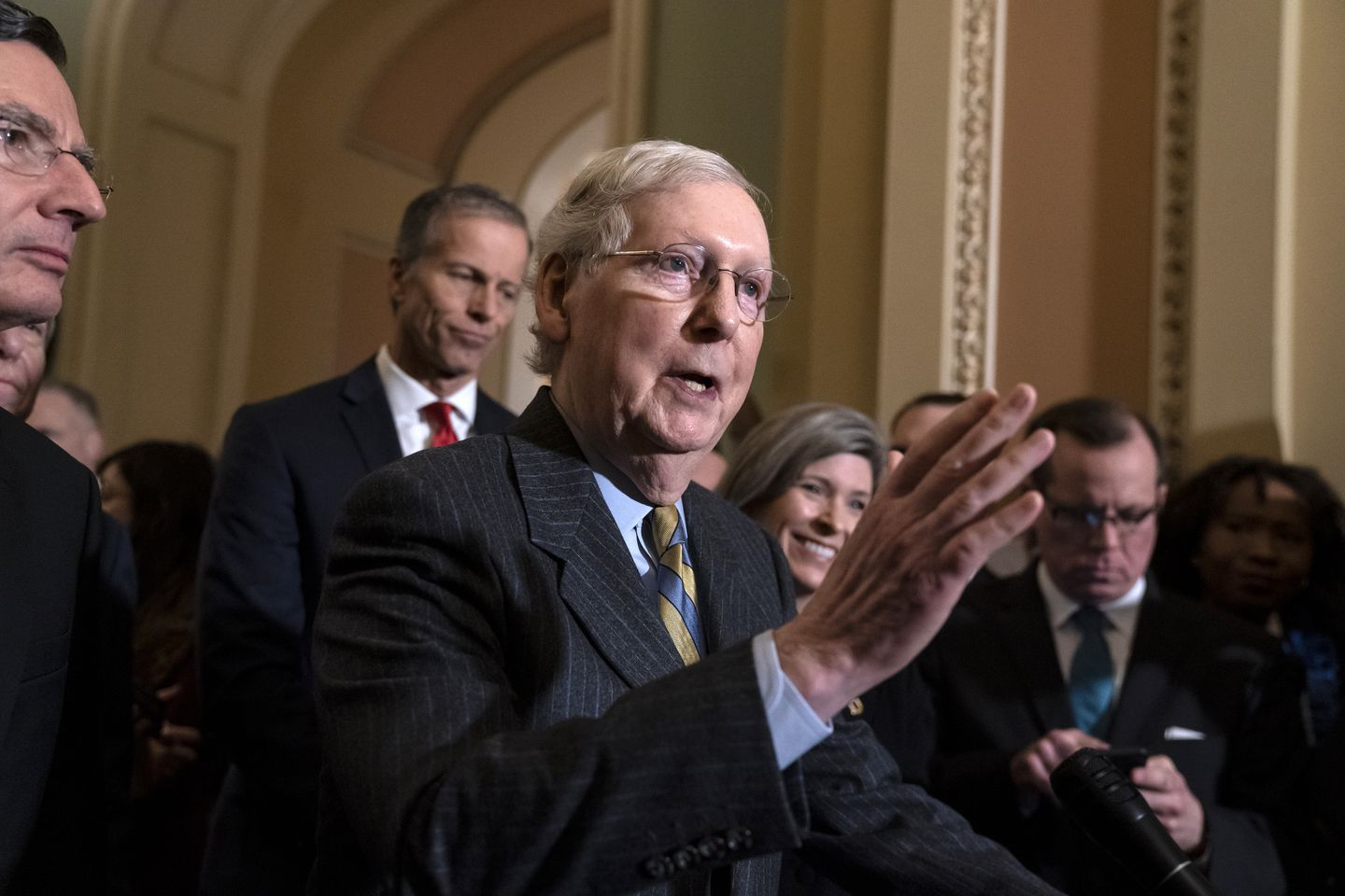 Why Mitch McConnell must allow Senate to call witnesses in Trump's impeachment trial - The Boston Globe