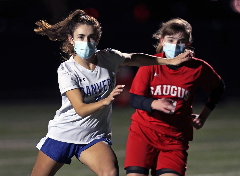 High Scoring Arianna Bezanson A Complete Player For Danvers Girls Soccer The Boston Globe