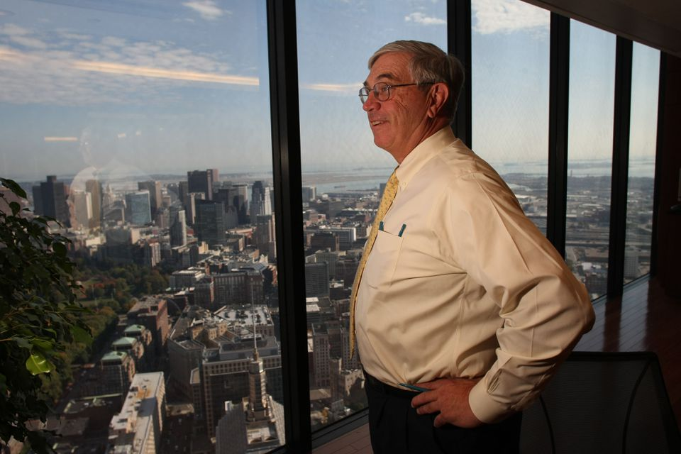 Kevin Landry has raised $15 billion over his career at TA Associates.