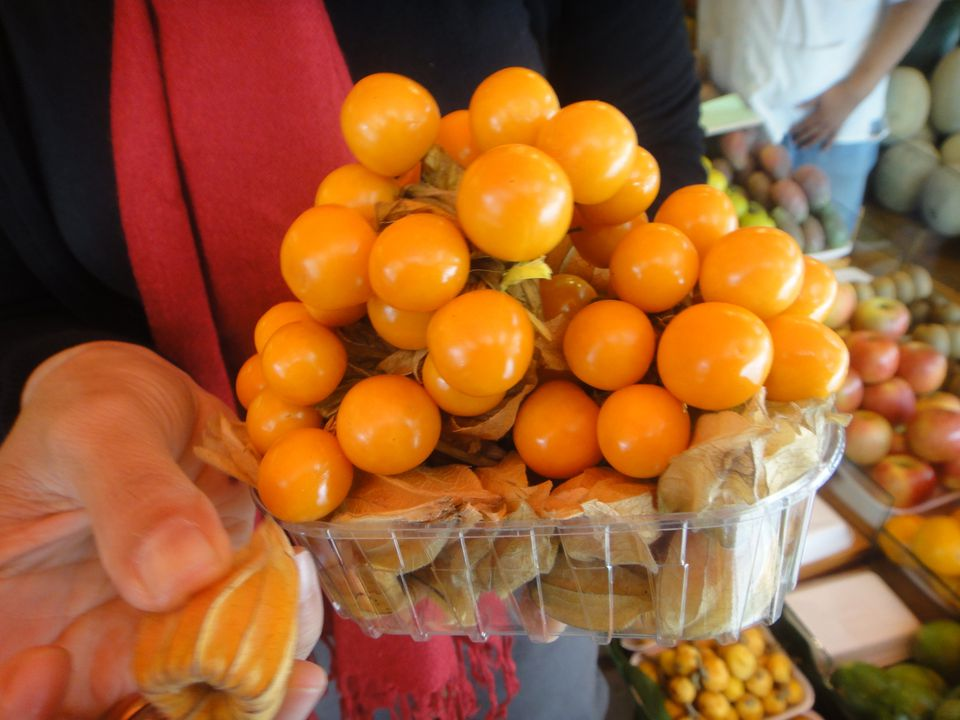 The tangy, sweet aguaymanto, or golden berry, has its roots in the Peruvian Andes.