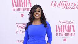 Niecy Nash (pictured at an LA gala in December 2019) hosted this year's virtual GLAAD Media Awards. which streamed on YouTube.
