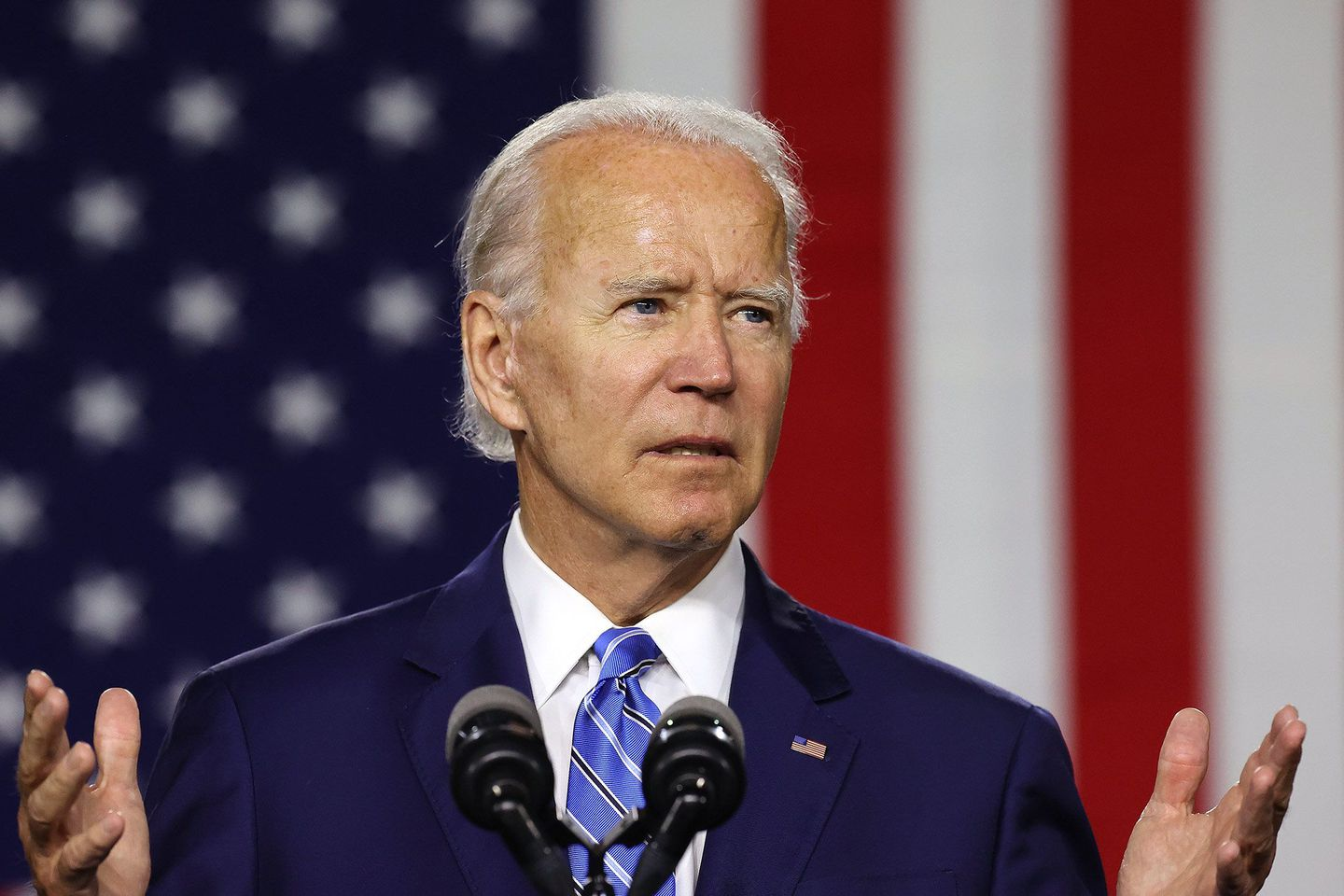 US 2020 Election: Joe Biden Launches Transition Website