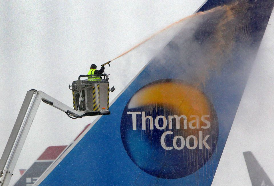 Thomas Cook Airlines will soon offer flights from Boston to Manchester, England.