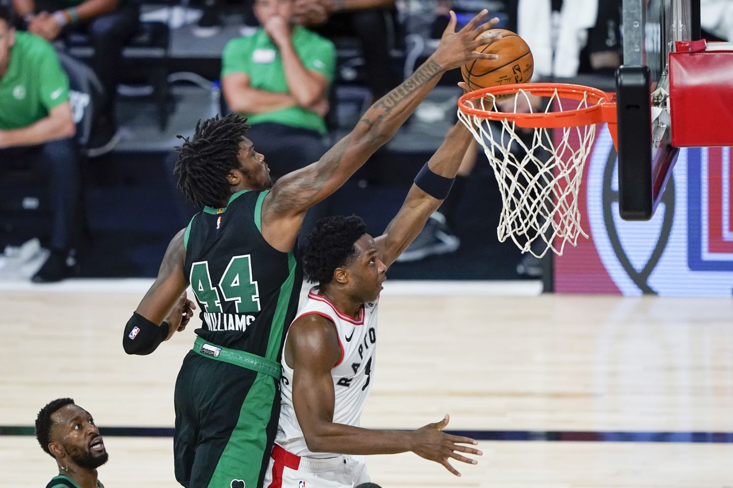 Robert Williams Will Be A Factor In This Series And Other Observations From The Celtics Rout Of Raptors In Game 1 The Boston Globe