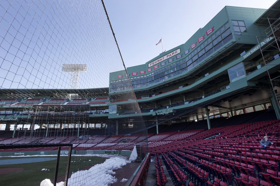 Some wonder whether the new netting will diminish interaction between players and fans — a concern Sox players are aware of.