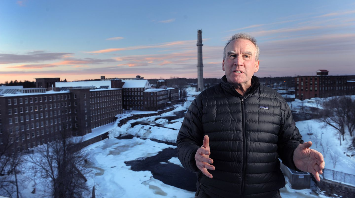 Biddeford S Mills At Center Of Downtown Revival The Boston Globe