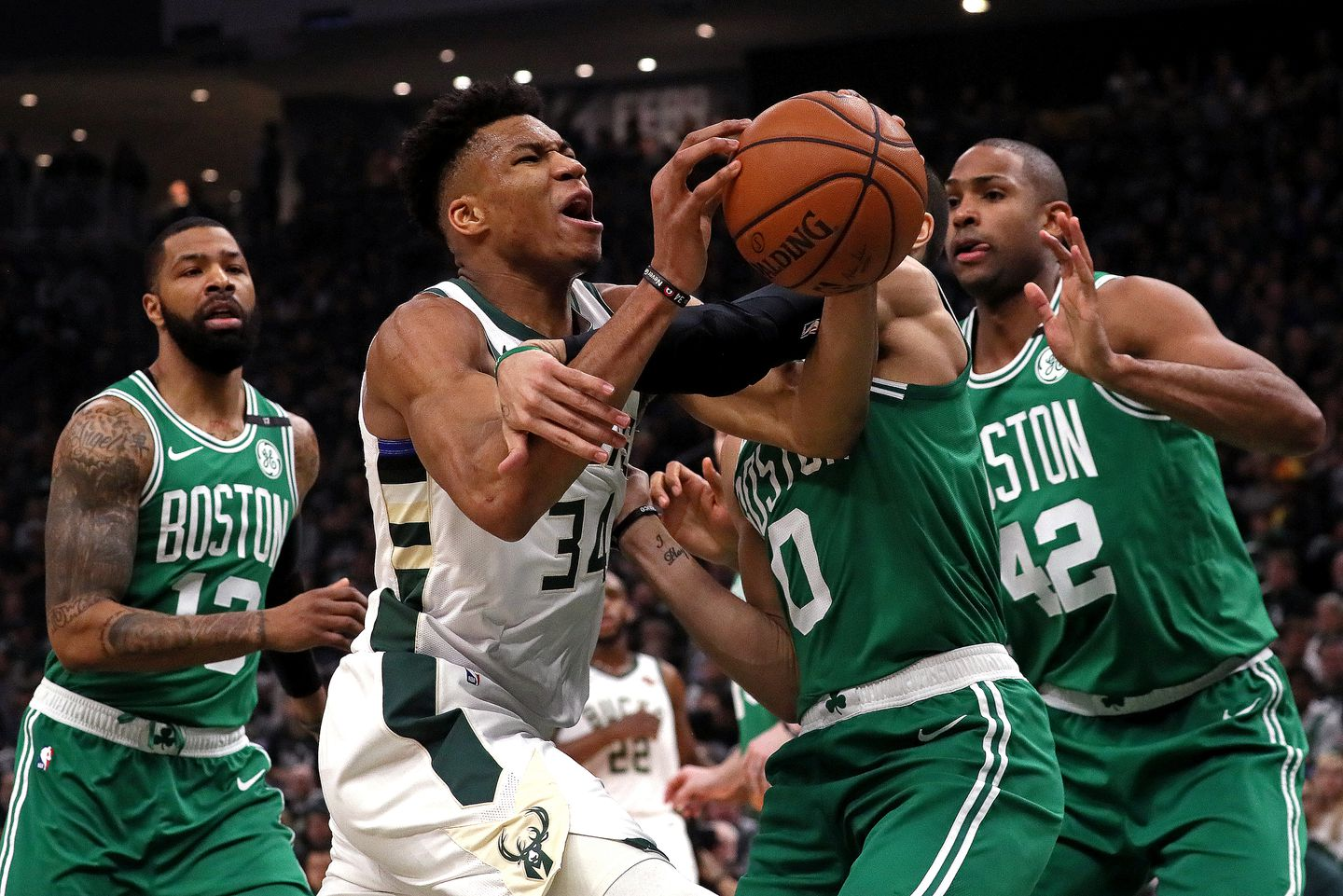 Rampant Bucks Are the Team to Beat After Domination of the Celtics