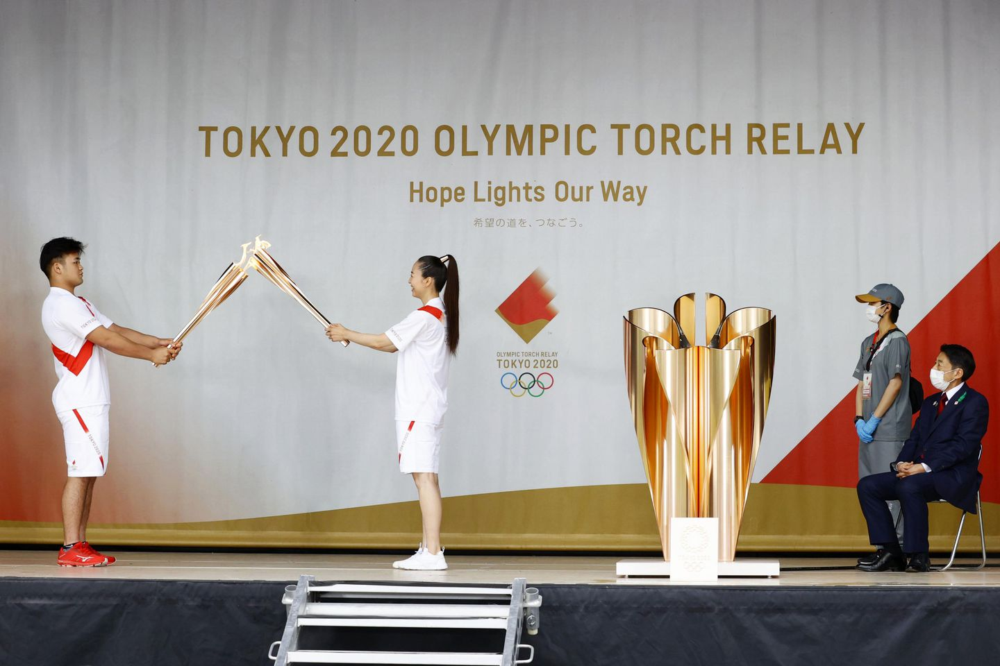 Tokyo Olympics Torch Relay Pulled Off Streets in Hiroshima as Coronavirus Cases Rise in Japan