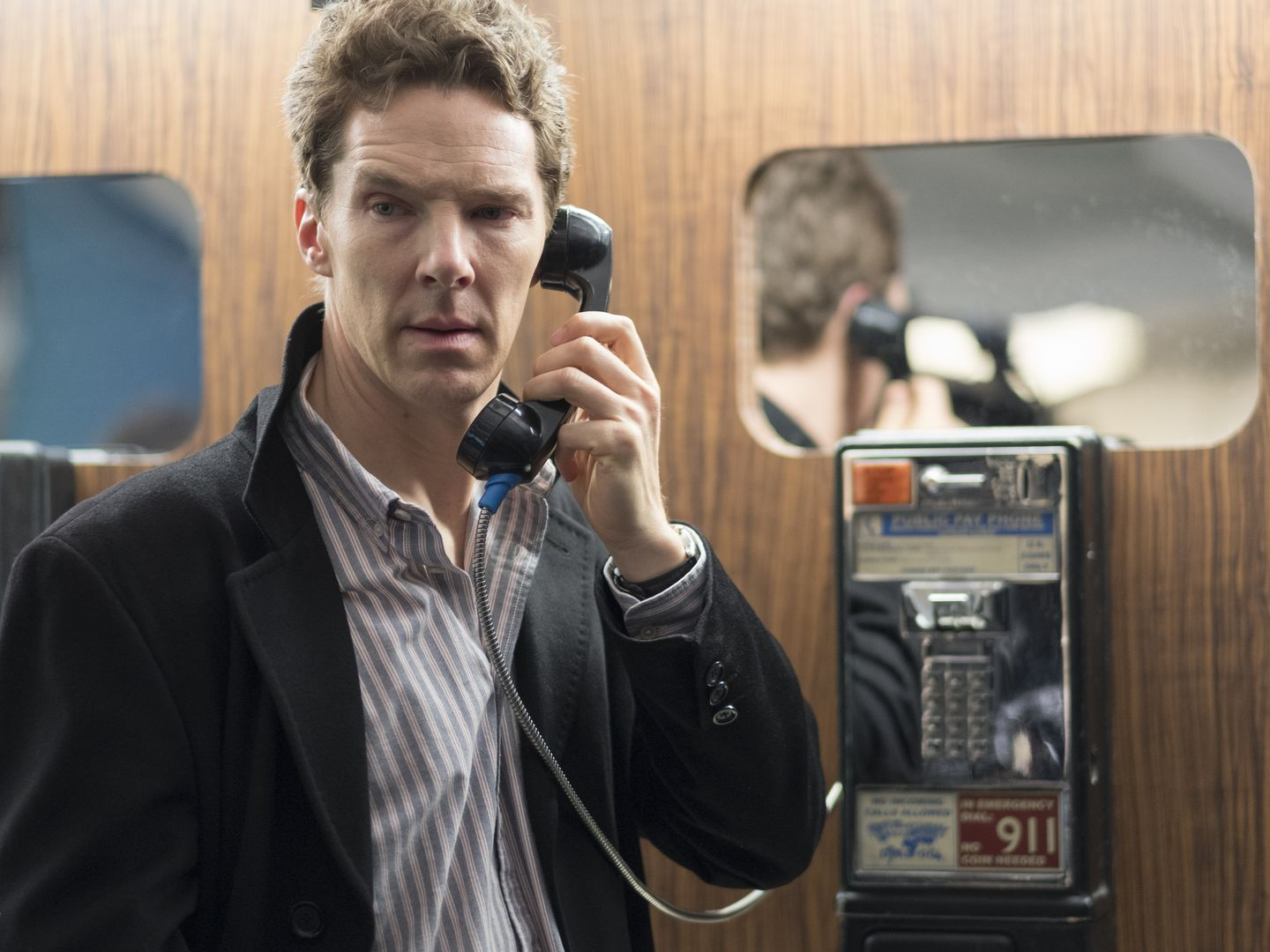 "Benedict Cumberbatch in Showtime's ""Patrick Melrose."""