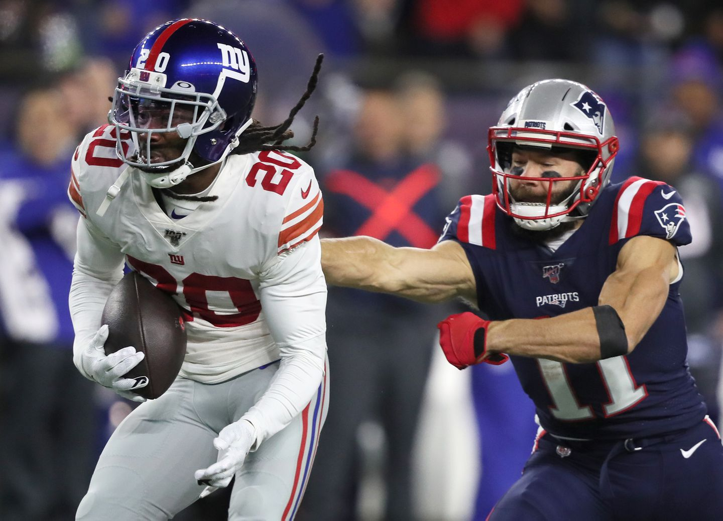 New York Giants Have Had Enough Of Janoris Jenkins The