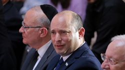 Israeli Prime Minister Naftali Bennett attended a memorial service at the Mount Herzel military cemetery in Jerusalem on Sunday, commemorating soldiers who died in the 2014 Gaza war.