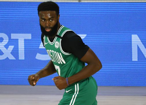 Jaylen Brown reveals he nearly skipped the NBA bubble after his grandfather was diagnosed with cancer - The Boston Globe