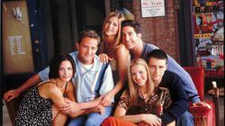 "The cast of ""Friends"" in an undated photo (clockwise from left): Courteney Cox, Matthew Perry, Jennifer Aniston, David Schwimmer, Matt Le Blanc, and Lisa Kudrow."