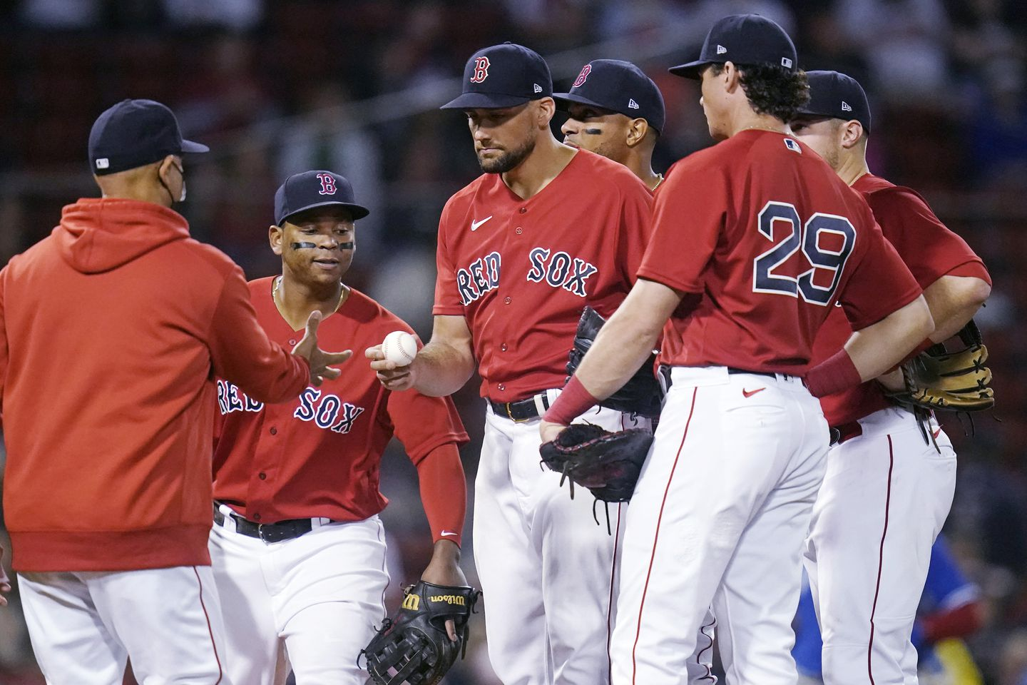 The good and ugly of Red Sox revealed during 17-game stretch - The Boston  Globe