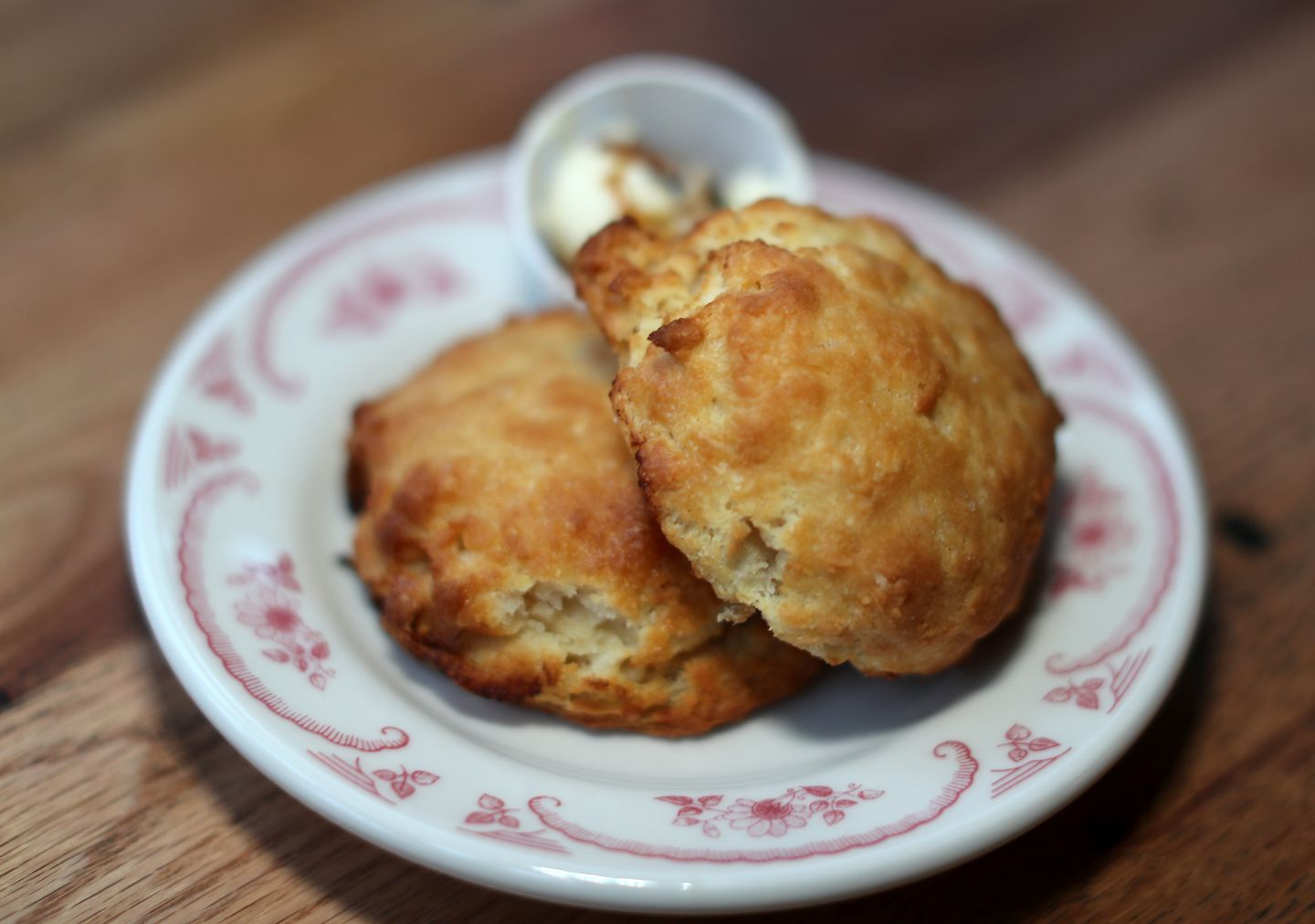 Classic biscuits at Southern Proper.