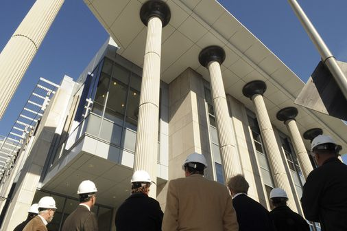 Salem's new courthouse complex opens Nov. 21 - The Boston ...
