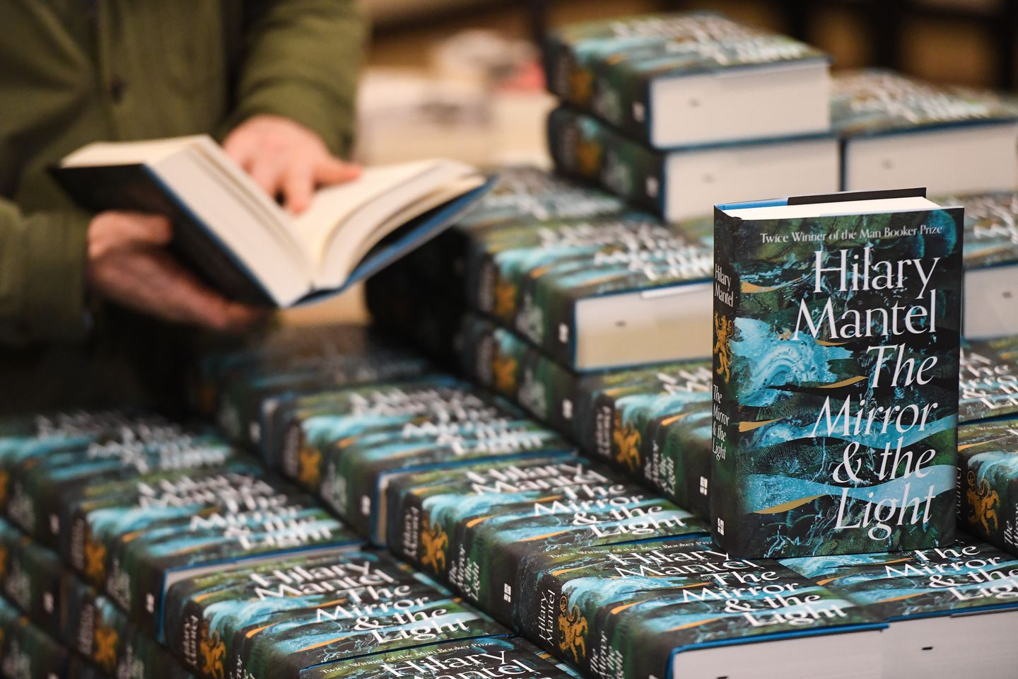 """""""The Mirror & The Light"""" is the final book in Hilary Mantel's Wolf Hall trilogy."""