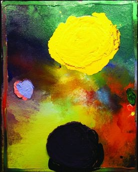 """Jules Olitiski's """"Memoirs: Green."""""""